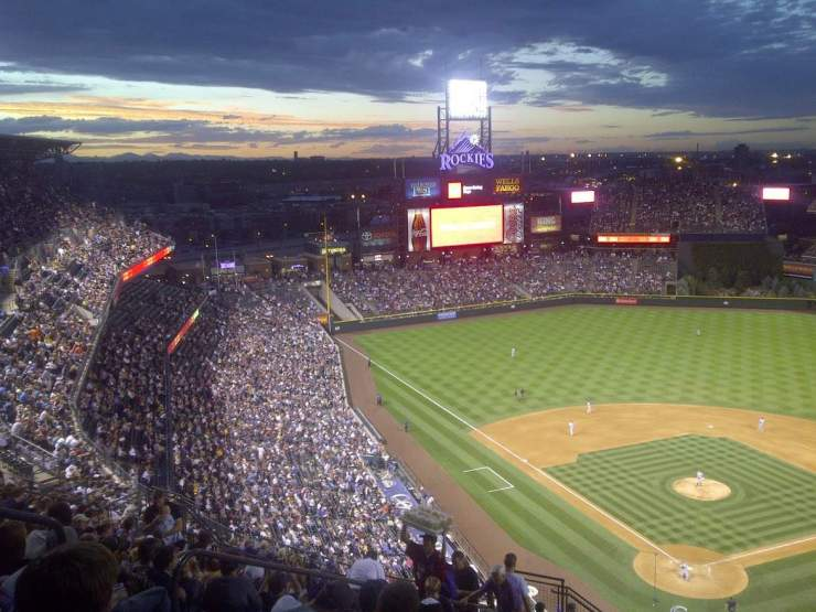 Top 5 Familiy Friendly Things to Do in Denver Colorado Rockies Baseball-Kids Are A Trip