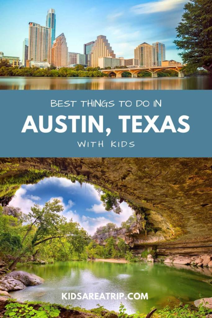 Things to do in Austin Texas with kids