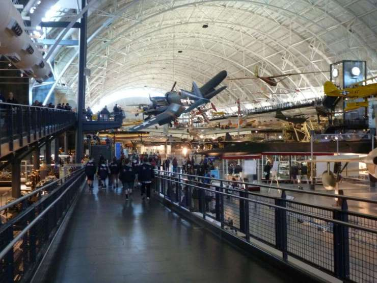 Family Friendly Things to Do in Fairfax County, Virginia Udvar-Hazy - Kids Are A Trip