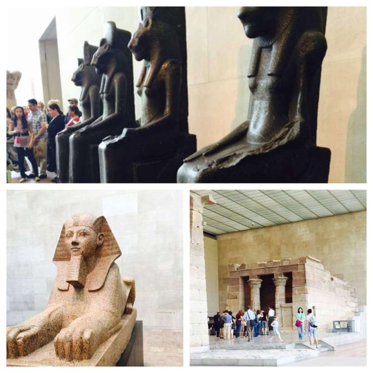 Family Friendly Things to Do in Manhattan Metropolitan Museum Temple of Dendur-Kids Are A Trip