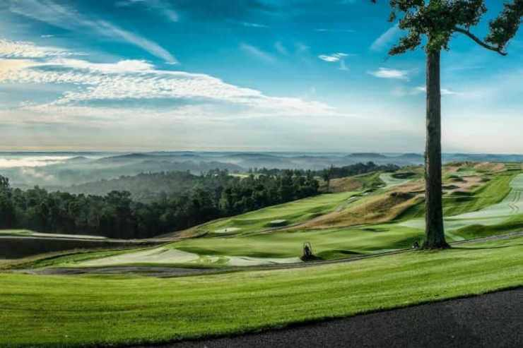 Pete Dye Golf Course French Lick Indiana