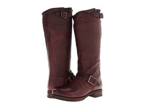 Travel Shoes You Need to have this fall Frye Veronica Slouch Boots-Kids Are A trip