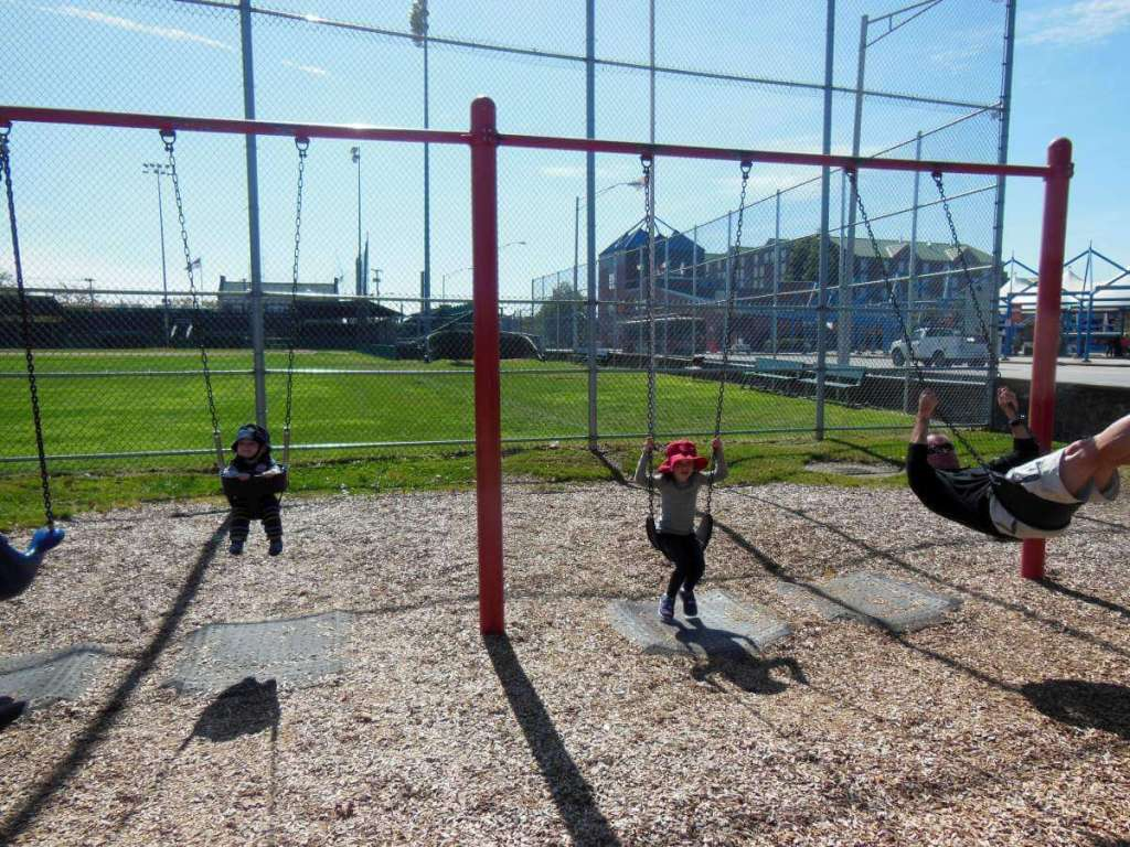 Family Friendly Things to Do in Newport, Rhode Island Newport Playground-Kids Are A Trip