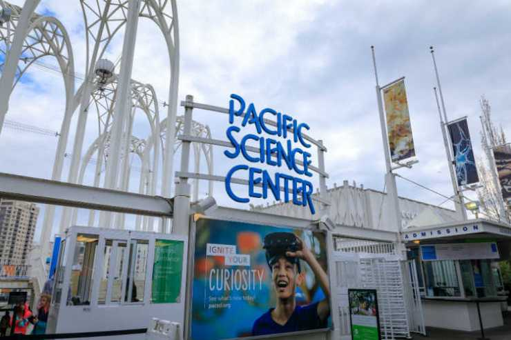 Pacific Science Center in Seattle