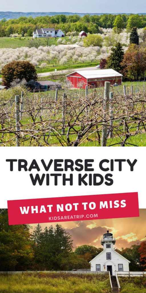 Best of Traverse City Michigan with kids-Kids Are A Trip