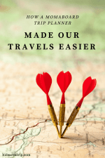 How a MomAboard Trip Planner Made Our Travels Easier