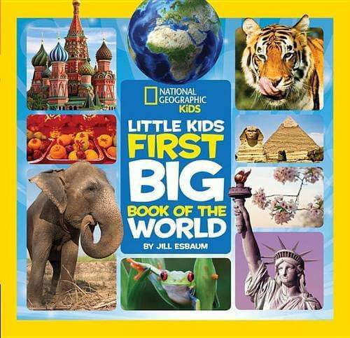 Cool Holiday Gift Ideas for Kids National Geographic Book-Kids Are A Trip