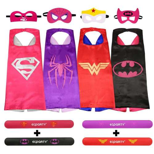 Cool Holiday Gift Ideas for Kids Superheroes-Kids are A Trip