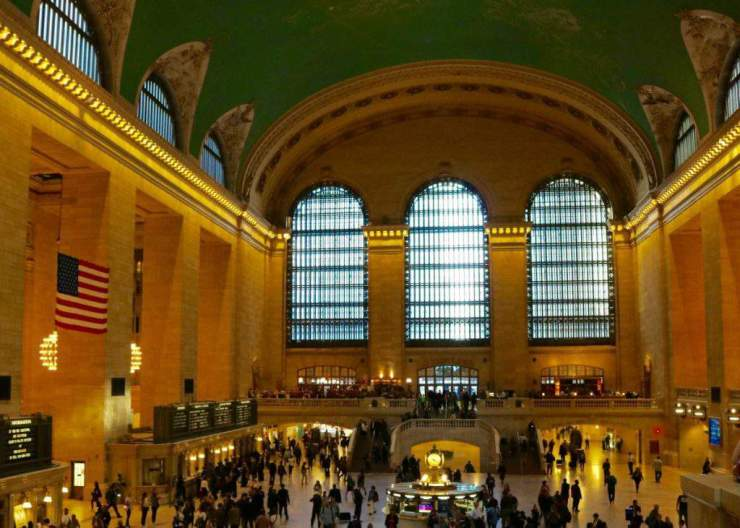 perfect new york city weekend with kids grand central terminal-kids are a trip