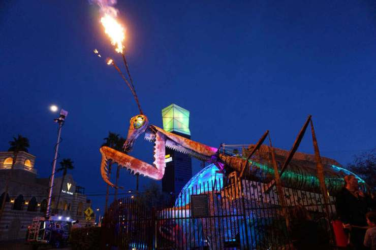 things to do in las vegas with kids container park-kids are a trip