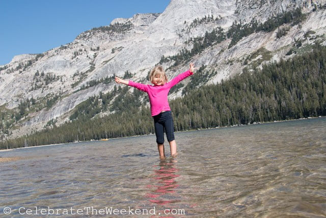 family friendly things to do in yosemite tenaya-lake