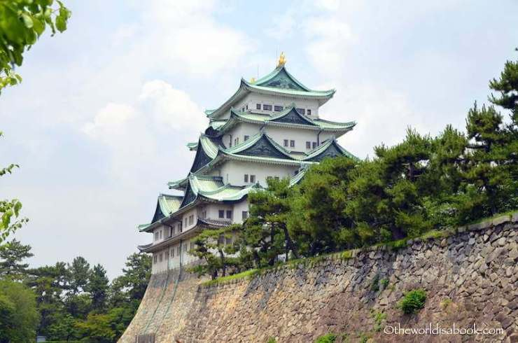 best family vacation destinations 2017 Japan Nagoya-Castle-kids are a trip