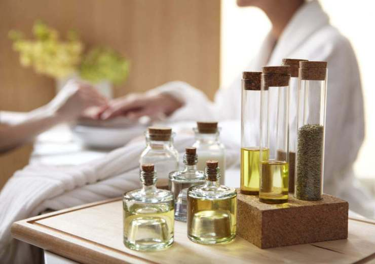 Chicago Hotels for a Romantic Getaway Park Hyatt NoMI Spa-Kids Are A Trip