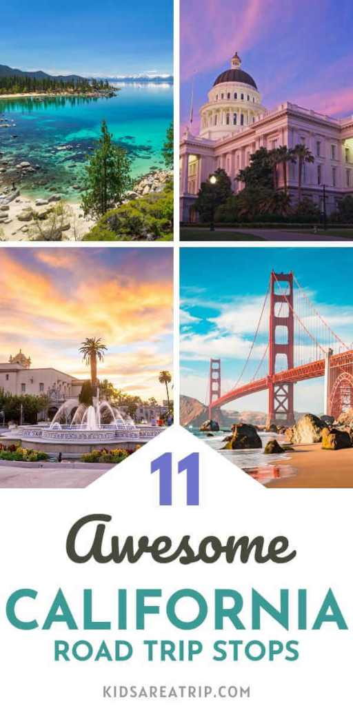 Must See Sights on a California Road Trip with Kids-Kids Are A Trip