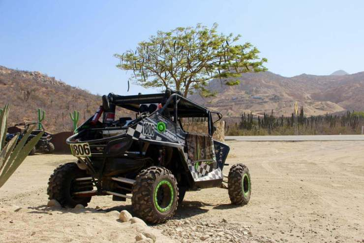 Best Things to Do with Kids in Cabo ATV-Kids Are A Trip