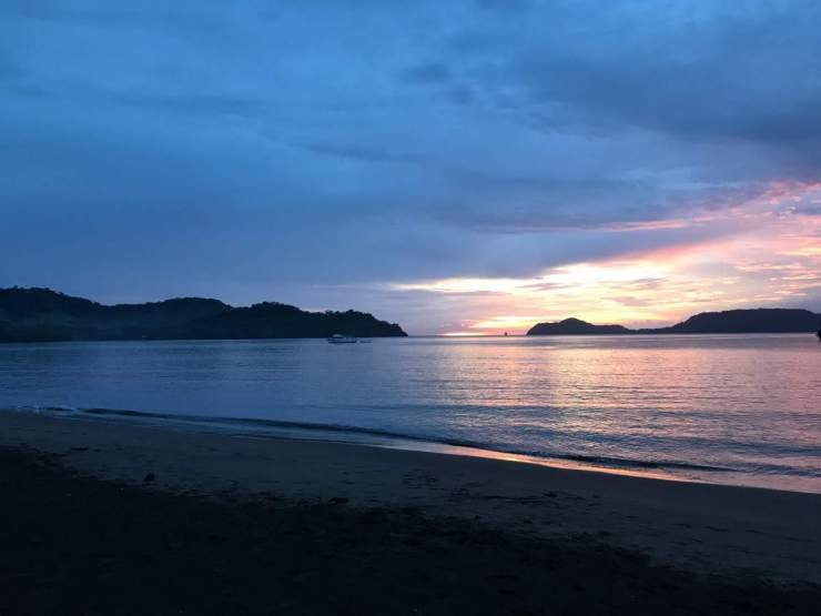 Adventures by Disney Costa Rica Vacation Sunset-Kids Are A Trip
