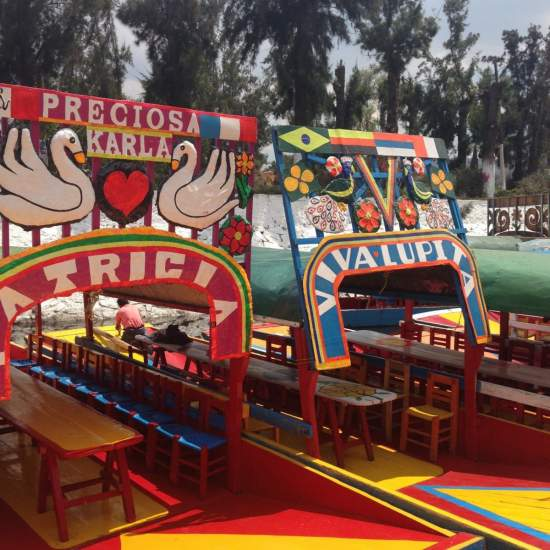 Top 5 Family Friendly Things to Do in Mexico City