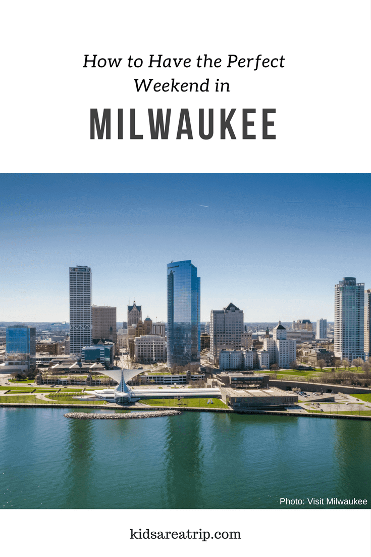 Those who have been to Milwaukee know it's anything but ordinary. Here are the best things to do in Milwaukee in a weekend that you wouldn't find elsewhere.-Kids Are A Trip
