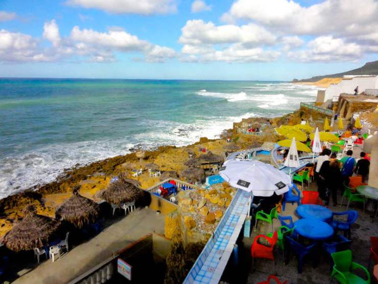 Family Friendly Things to Do in Tangier Morocco Markets-Kids Are A Trip