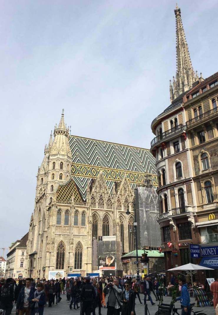 best things to do in Vienna see St Stephens-Kids Are A Trip