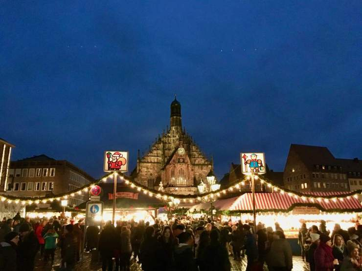 Best Christmas Markets in Germany Nuremberg-Kids Are A Trip