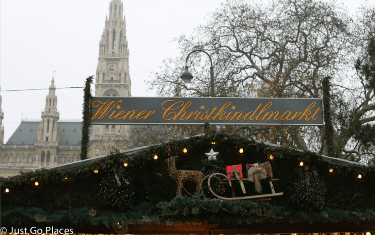 Best Christmas Markets in Europe Vienna-Kids Are A Trip