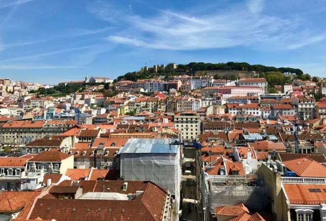 Best Family Vacation Spots Lisbon- Kids Are A Trip