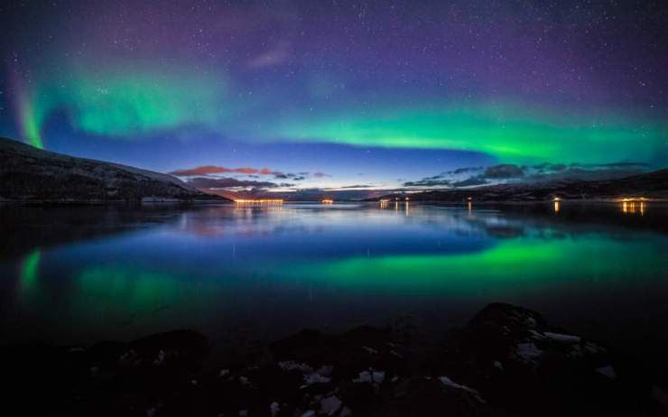 Reasons to Visit Norway with Kids Northern Lights-Kids Are A Trip