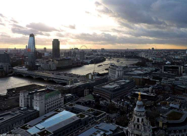 Best London Family Hotels City View-Kids Are A Trip