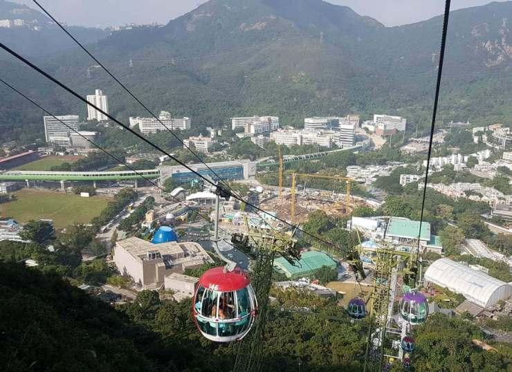 Things to Do in Hong Kong with Kids Oceanpark-Kids Are A Trip