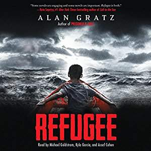 Best Audibooks for Teens Refugee-Kids Are A Trip