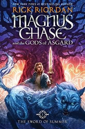 Magnus Chase Road Trip Audiobook-Kids Are A Trip