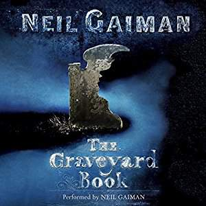 The Graveyard Book Best Audiobooks for a Road Trip-Kids Are A Trip