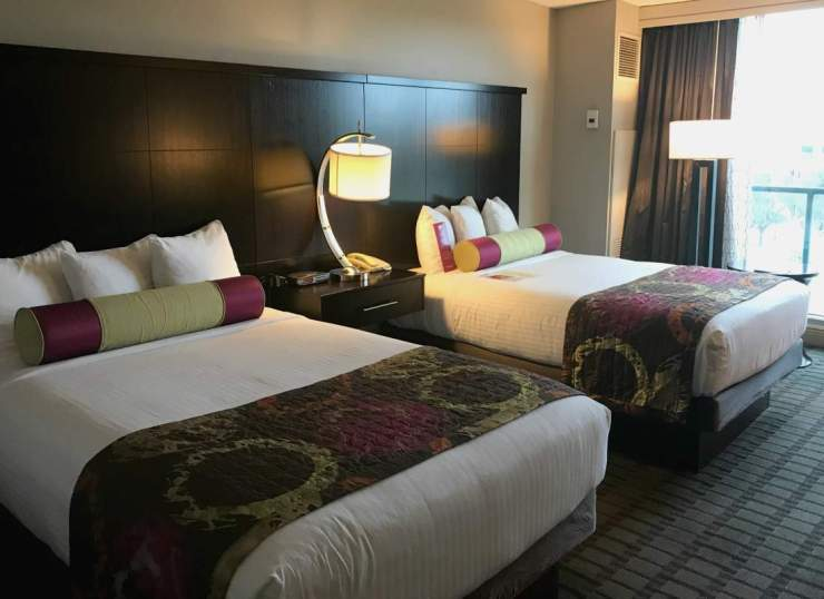 Room at The Chattanoogan Favorite Chattanooga Hotels-Kids Are A Trip