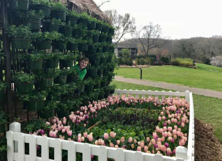 Things to Do in Nashville Cheekwood Gardens-Kids Are A Trip