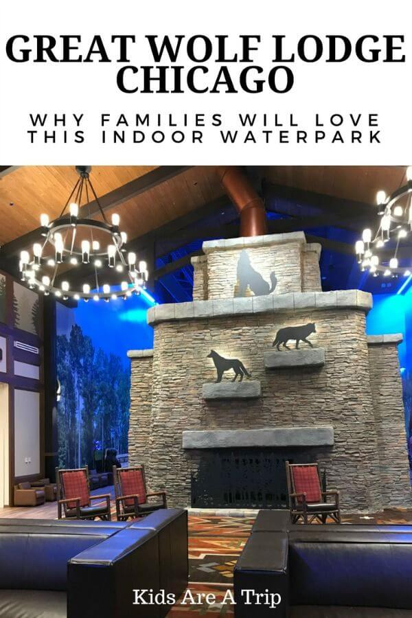 Great Wolf Lodge Chicago is the perfect indoor waterpark for families. Clean, safe, and with plenty of additional entertainment options, it's hard to beat for a family vacation. - Kids Are A Trip
