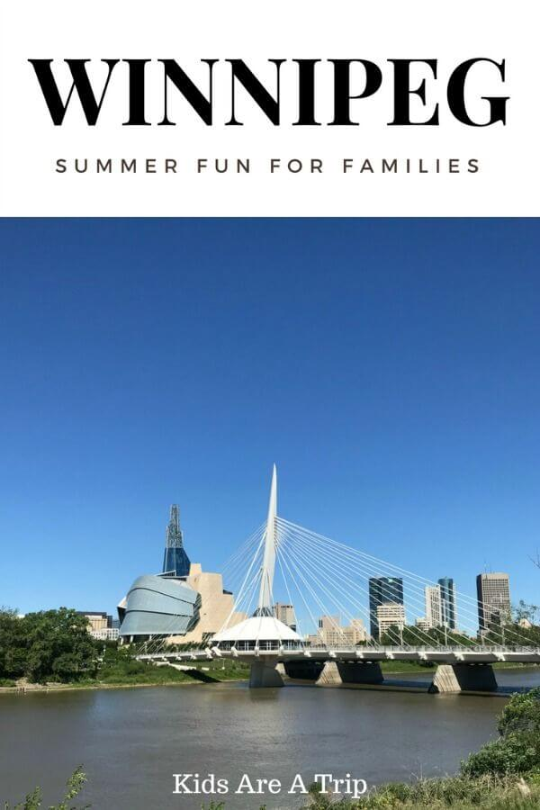 Manitoba, Canada's capital is a wonderful place to explore in the summer. With festivals, amazing attractions, and delicious food, families will love all of the things to do in Winnipeg. - Kids Are A Trip