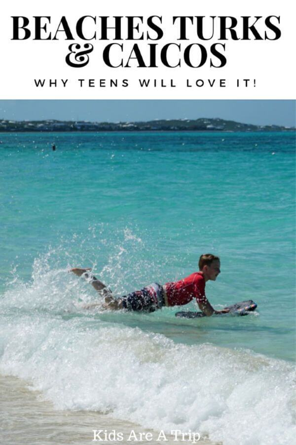 If you're looking for a great family vacation with teens, look no more. Beaches Turks and Caicos with teens will be an experience everyone will love. - Kids Are A Trip