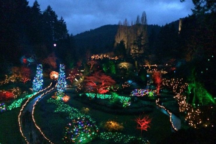 Butchart-Gardens-at-Christmas-in-Victoria-British-Columbia-Kids-Are-A-Trip