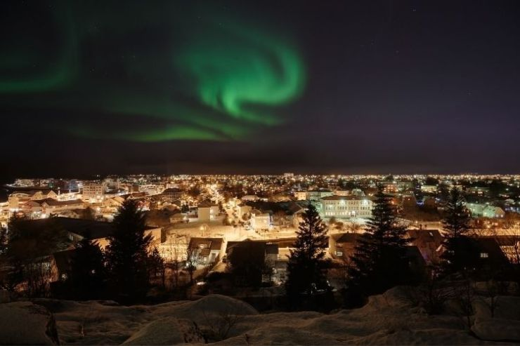 Reykjavik at Christmas-Kids Are A Trip