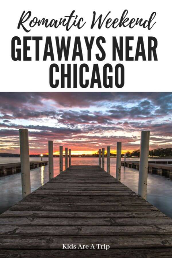 If you're looking for the perfect romantic getaway near Chicago we have a bunch of ideas. From romantic hotels to restaurants to activities, we will help you plan an amazing couples vacation. - Kids Are A Trip