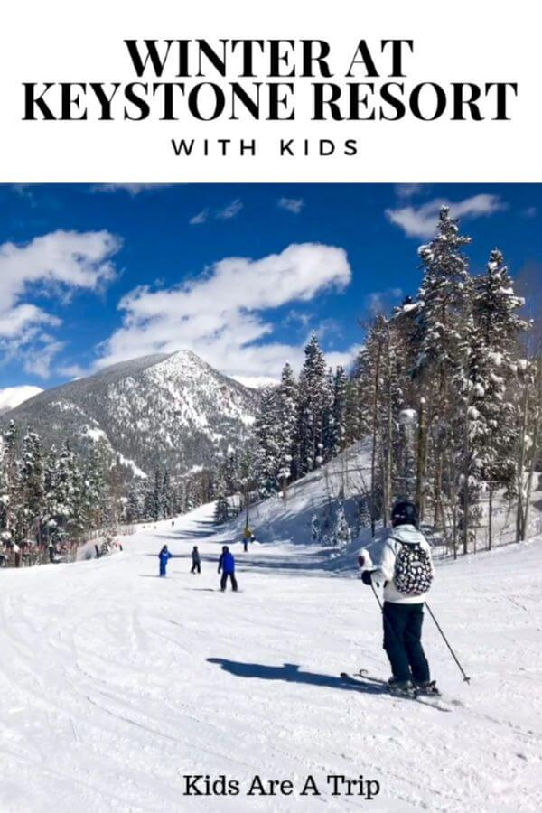 If you're looking for a place to ski in the winter with kids, look no further than Keystone Resort in Colorado. With fun festivals, a great ski school, and fun activities off the slopes, it's one of our favorite Keystone resorts. - Kids Are A Trip