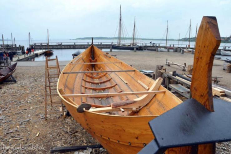 Viking-ship-museum-construction-Roskilde-Denmark.pg