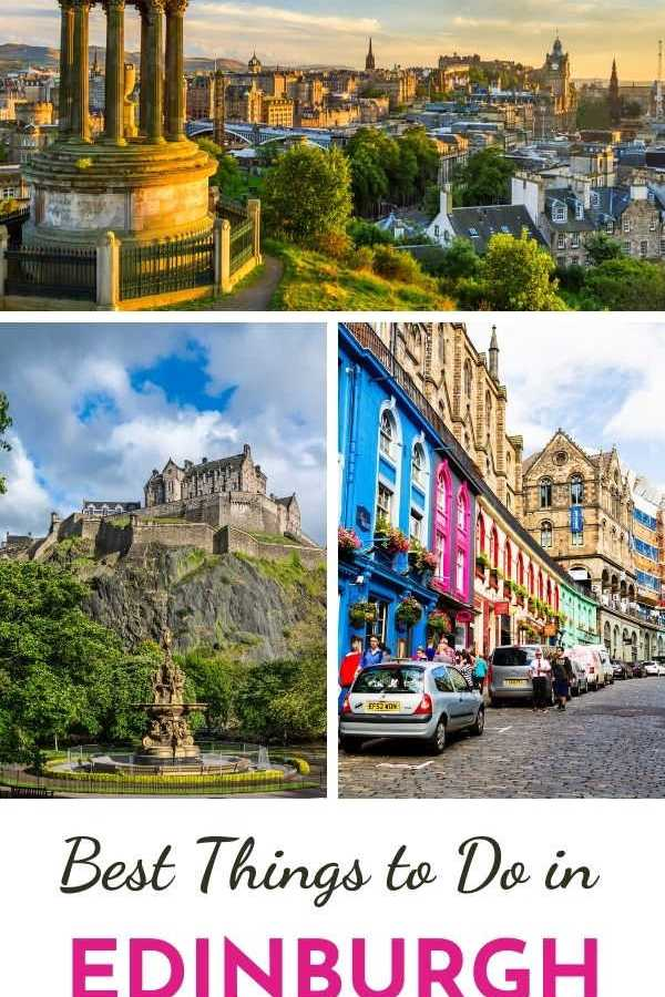 If you're looking for how to spend time in Edinburgh with kids, we have you covered. From tours to attractions to restaurants, we have everything you need to plan your trip. - Kids Are A Trip