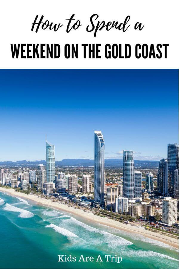 From the beach to the theme parks, you will find there is a lot of things to do on the Gold Coast of Australia. Here is the perfect itinerary for a weekend on the Gold Coast. - Kids Are A Trip