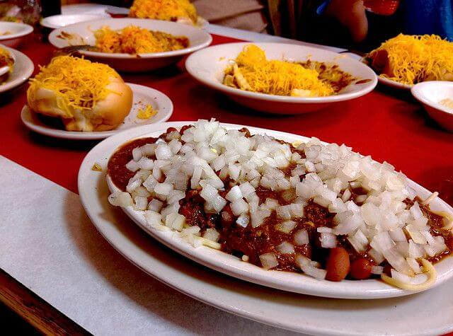 Gold Star Chili Where to Eat in Cincinnati with Kids-Kids Are A Trip