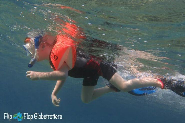Snorkeling in Egypt with Kids-Kids Are A Trip