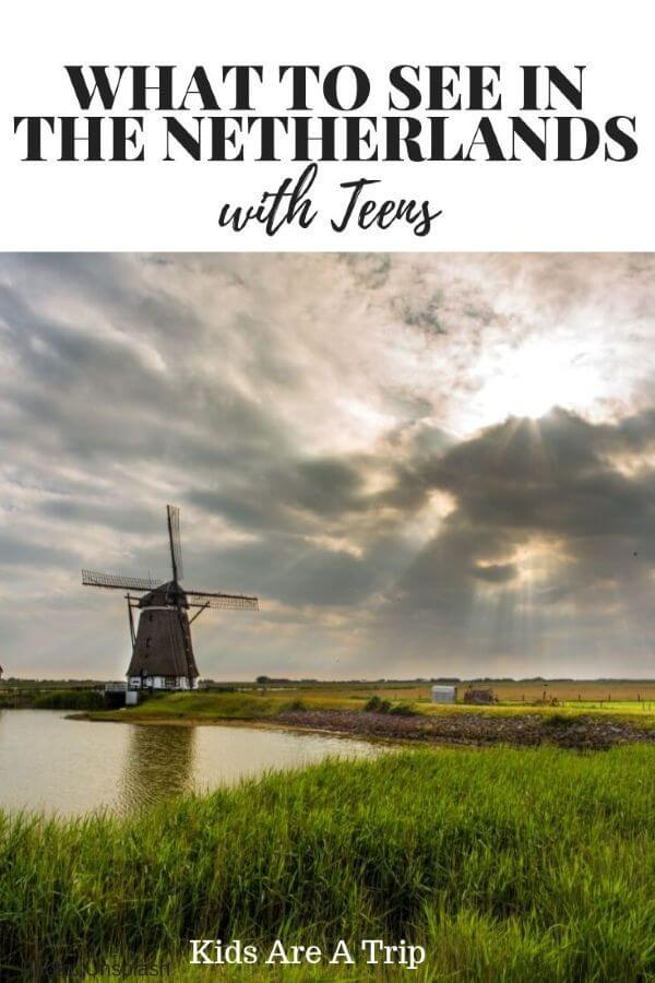 If you are planning to visit the Netherlands, there are tons of charming towns and art museums to visit. Teens however, may prefer a different Netherlands itinerary. Here are the best things to do in the Netherlands with teens. - Kids Are A Trip