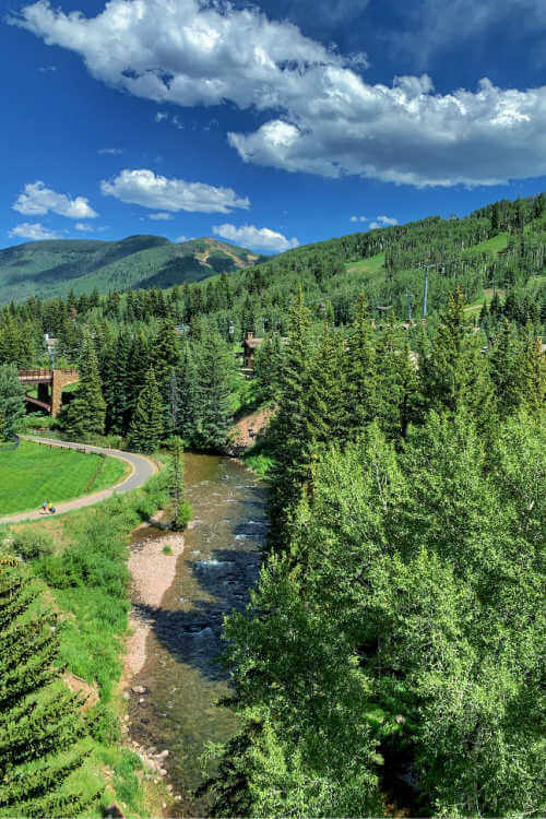 Antlers resort in Vail summer-Kids Are A Trip