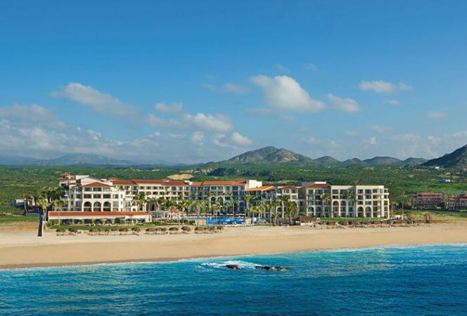 Aerial Photo Dreams Los Cabos Resort-Kids Are A Trip